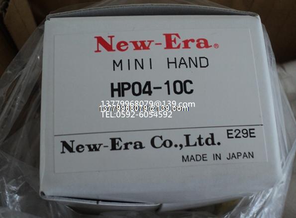 日本NEW-ERA HP06系列.平行气爪/超薄型
