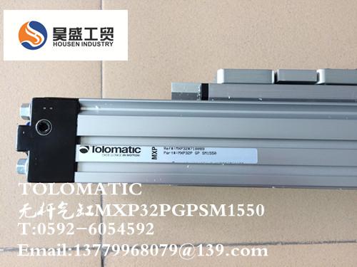 TOLOMATIC无杆气缸MXP32PGPSM1550